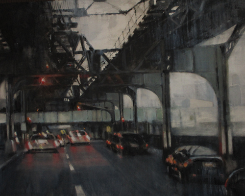 Watercolor Painting_Susan Weintraub_Driving Home | Artistsnetwork.com