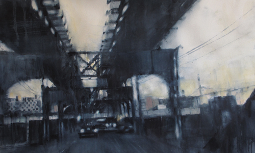 Watercolor Painting_Susan Weintraub_McDonald_Avenue_at_Dusk | Artistsnetwork.com