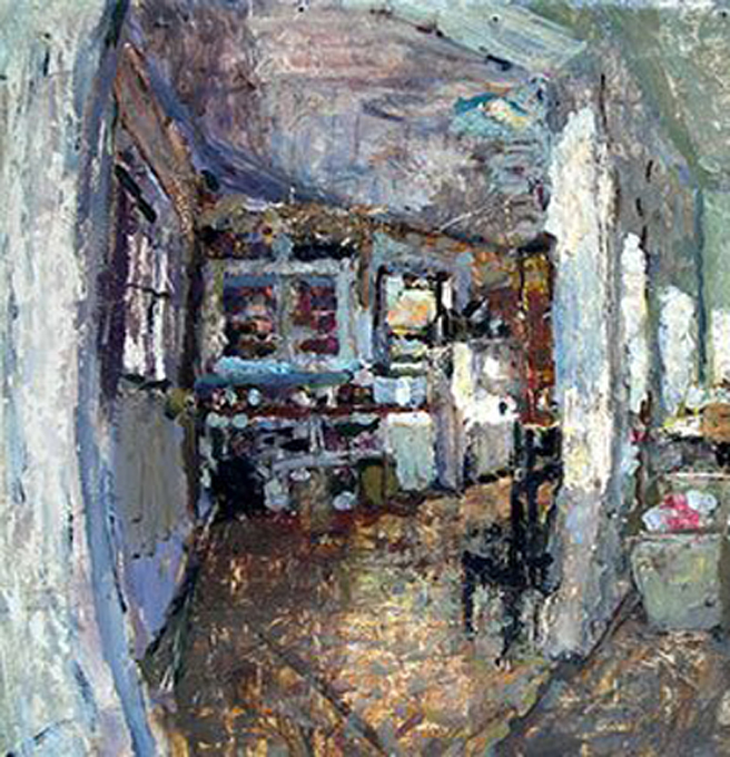 Mitchell Long, Kitchen painting
