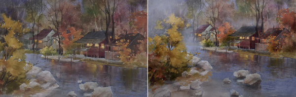 Art composition tips with Johannes Vloothuis   ArtistsNetwork.com
