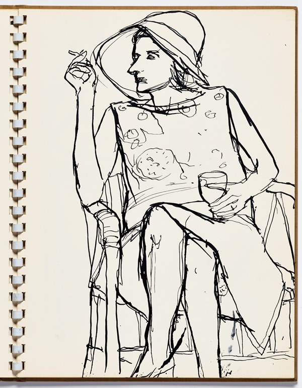 Richard Diebenkorn Sketchbooks | Artist's Network