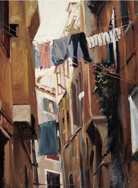 Painting tips - quick studies | Craig Nelson, ArtistsNetwork.com