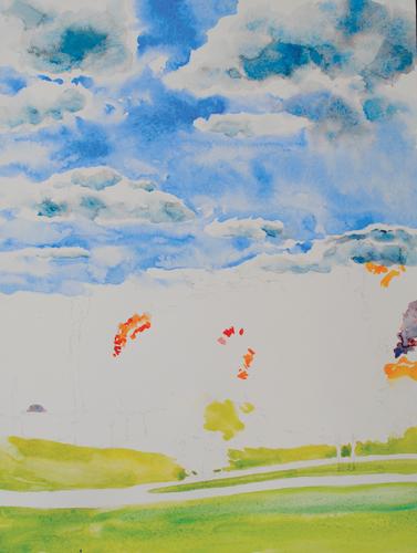 watercolor landscape_Wright-DSC_0053 | artistsnetwork.com
