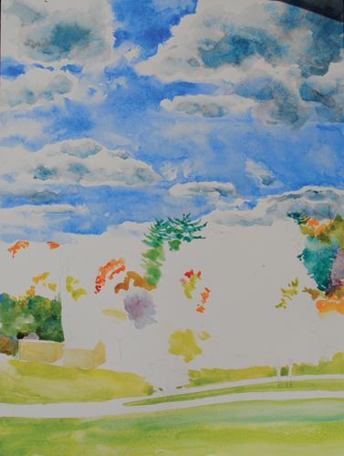 watercolor landscape_Wright-DSC_0057 | artistsnetwork.com