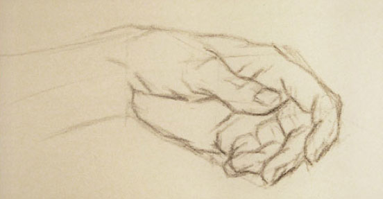 Drawing anatomy how to draw hands