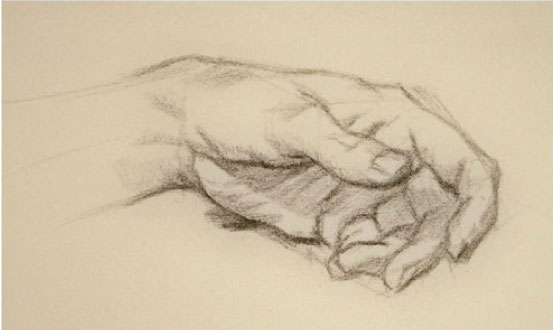 Drawing Anatomy Lesson: How to Draw Hands - Artists Network