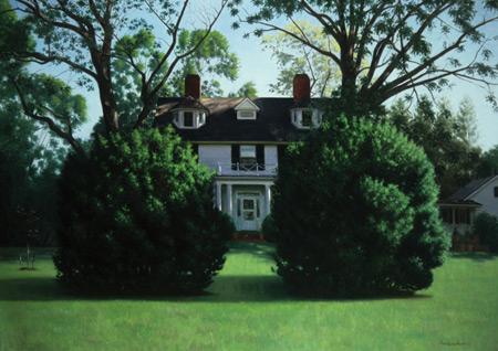 Boxwoods, Woodley Ephraim Rubenstein