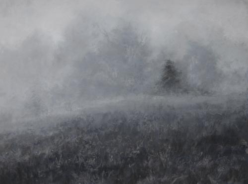 pastel_landscape_By Myself No. 2_Kathleen McDonnell | artistsnetwork.com