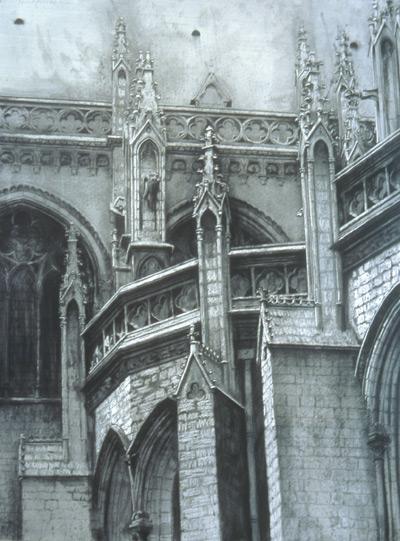 Cathedral II by Ephraim Rubenstein