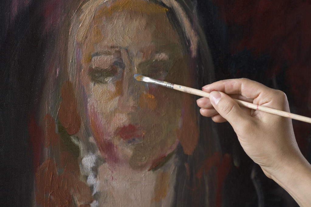 Portrait Painting | Getty Images | Artists Network