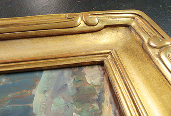 Custom framing advice | The Artist's Magazine