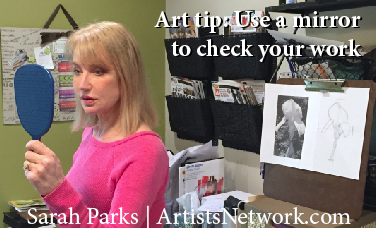 Drawing basics with Sarah Parks | ArtistsNetwork.com