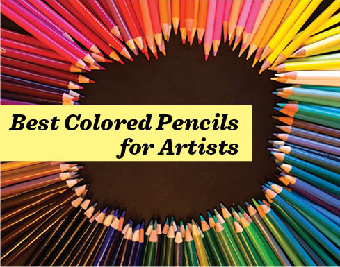 The Best Colored Pencils for Artists