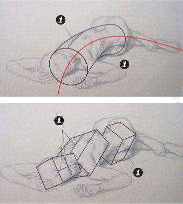 Gesture drawing poses | Jon deMartin, ArtistsNetwork.com