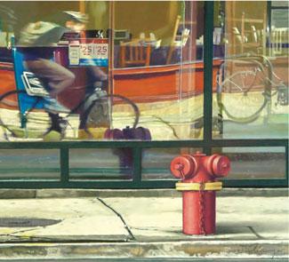 Landscape painting by Jaye Schlesinger | ArtistsNetwork.com