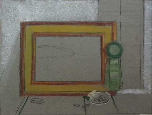 Step 2, The Winner (pastel) by Michael Chesley Johnson | artistsnetwork.com