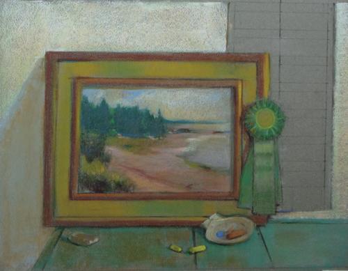 Step 4, The Winner (pastel) by Michael Chesley Johnson | artistsnetwork.com