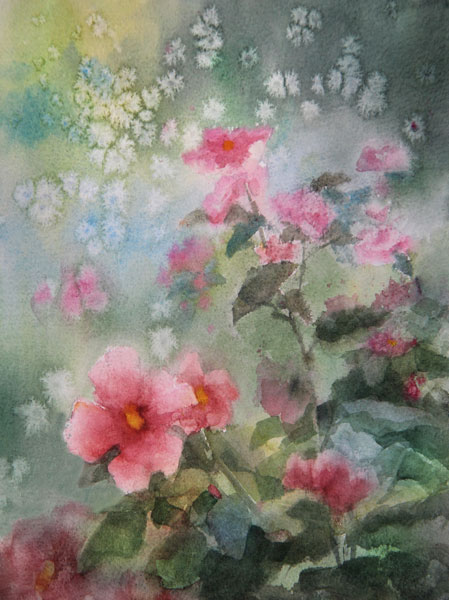 Types of watercolor paper | Johannes Vloothuis, ArtistsNetwork.com