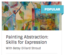 Painting Abstraction with Betsy Dillard Stroud
