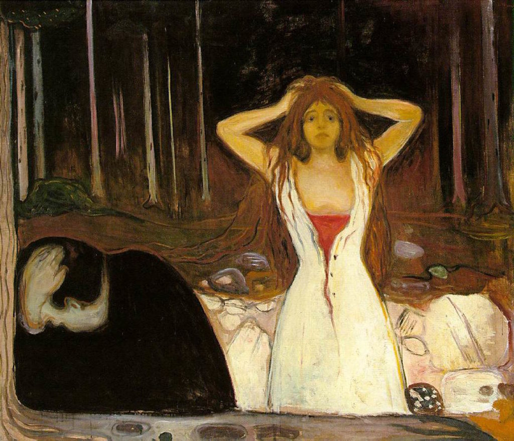 Edvard Munch | Surviving an Art Breakdown | Artists Network