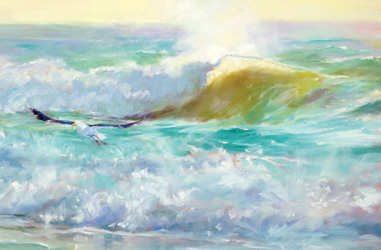Oil painting basics: brushes 101 | Julie Gilbert Pollard, ArtistsNetwork.com
