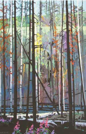 Color theory with Stephen Quiller | ArtistsNetwork.com