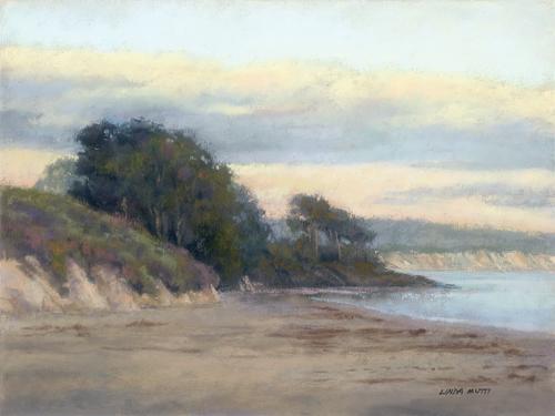 pastel-landscape-Dawn-Linda-Mutti-9-x-12 | artistsnetwork.com