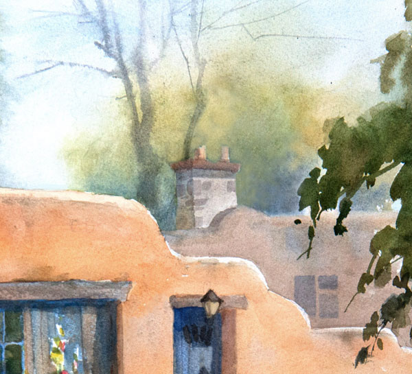 Ways to correct watercolor | Johannes Vloothuis, ArtistsNetwork.com