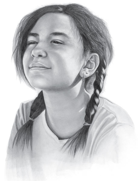 How to draw portraits with a pencil | Carrie Stuart Parks, portrait drawing, ArtistsNetwork.com