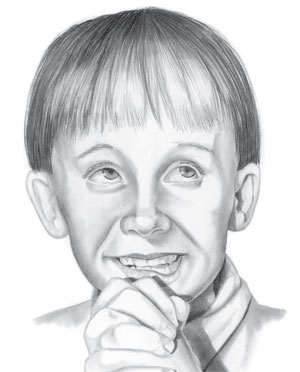 Portrait Drawing Tips | Carrie Stuart Parks, ArtistsNetwork.com