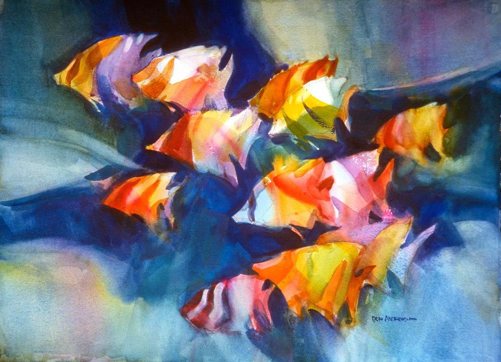 Meet Watercolor Painter Don Andrews - Artists Network
