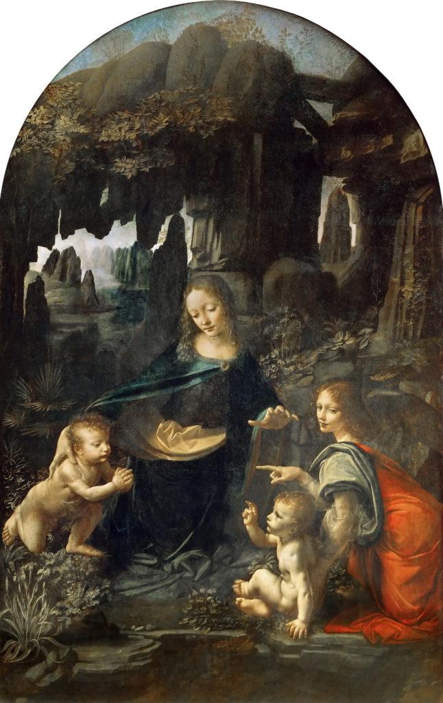 Sfumato | Oil Painting | Leonardo da Vinci