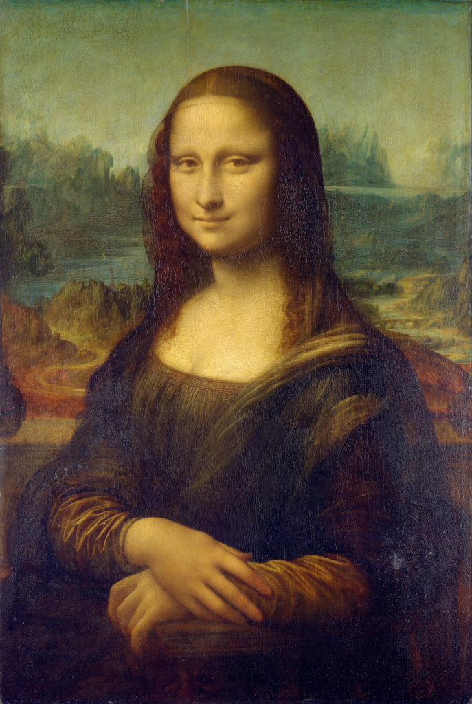 Mona Lisa | Leonardo da Vinci | Oil Painting | Artists Network | Sfumato