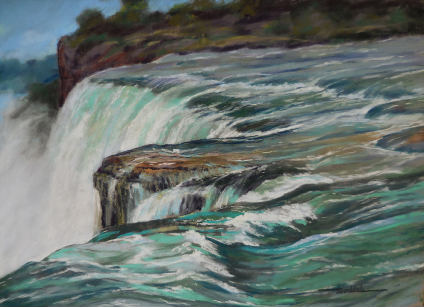 Niagara-Tweddale-8-X-12-painting-the-national-parks
