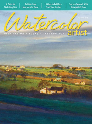 Watercolor Artist magazine | ArtistsNetwork.com