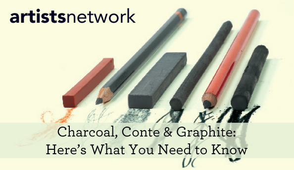 Learn everything you need to know about charcoal drawing techniques in this free guide.