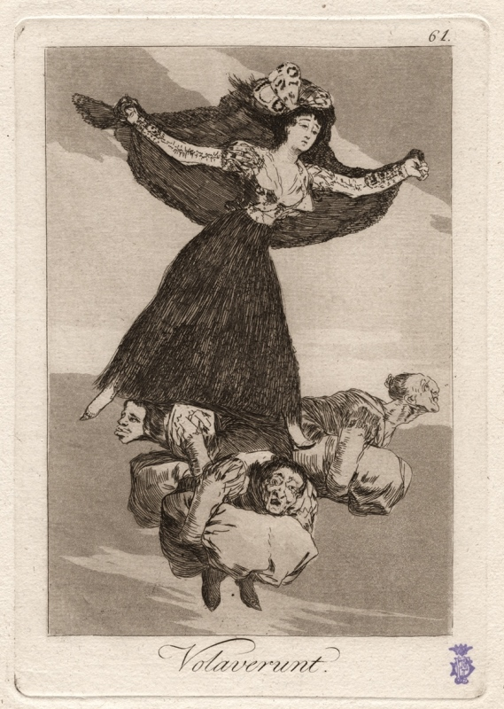 Drawing Magazine | Artists Network | Goya