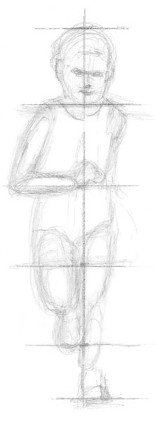 Figure drawing lesson | Sarah Parks, ArtistsNetwork.com