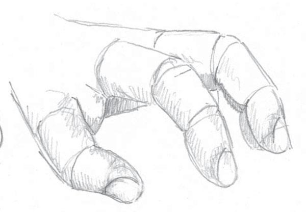 How to draw hands | Claudia Nice, ArtistsNetwork.com