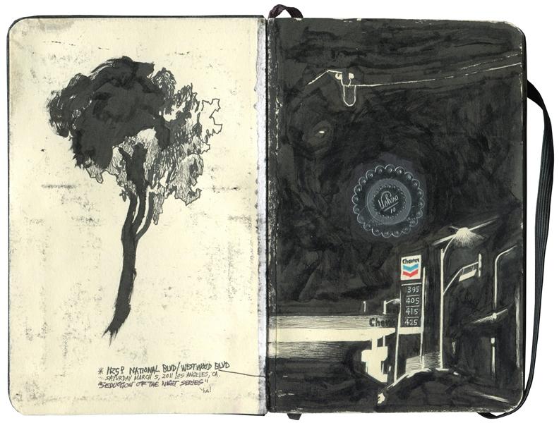 Edwin Ushiro | Sketching Techniques | Artist's Network