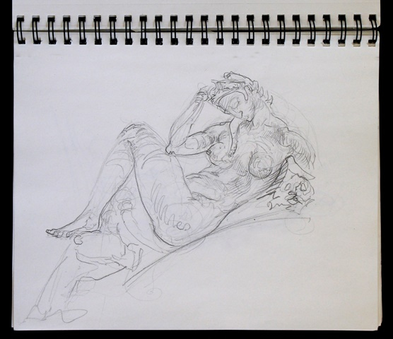 John Belardo | Sketching Techniques | Artist's Network