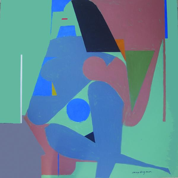 Acrylic Art Harry Borgman