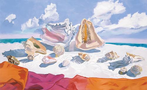 still life After Ensor by Harriet Shorr | ArtistsNetwork.com