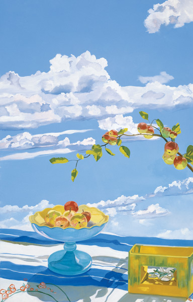 Birdsong-still life by Harriet Shorr   ArtistsNetwork.com