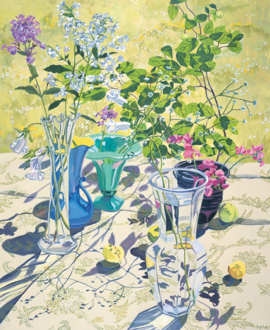 """still life """"Brocade"""" by Harriet Shorr   ArtistsNetwork.com"""