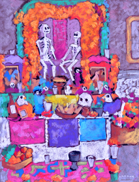 LAddon-Day-of-Dead-Altar-pastel