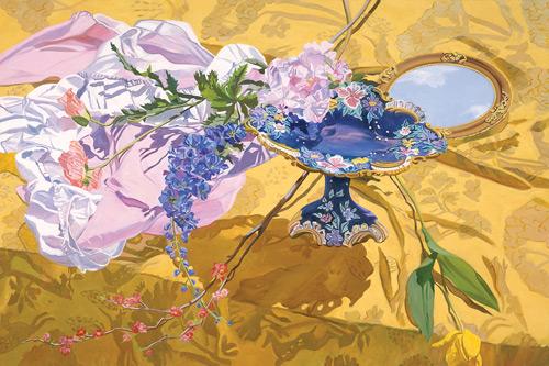 still life Persephone Returns by Harriet Shorr   ArtistsNetwork.com