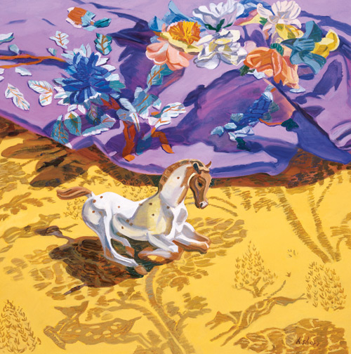 "still life ""Pony"" by Harriet Shorr   Artists.Network.com"