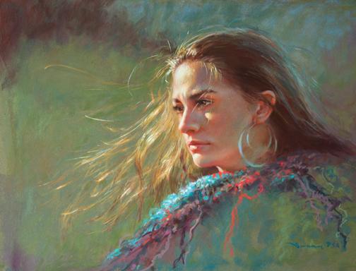 Strands-pastel-Christine-Swann
