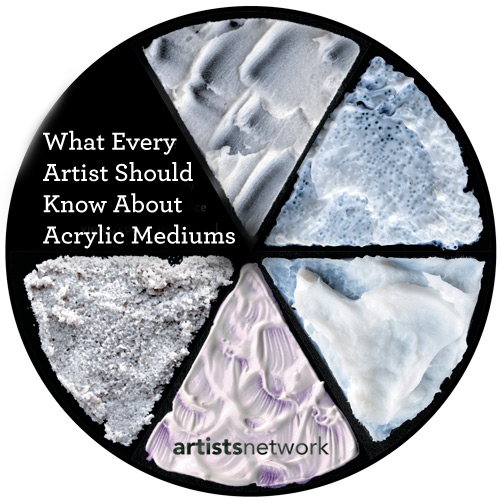 acrylic-mediums-pastes-gels-compared